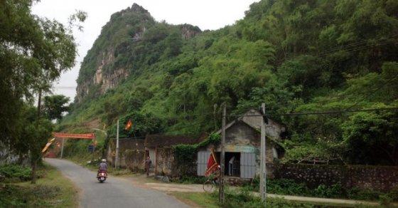 Cẩm Thuỷ: Lễ khởi công xây dựng chùa Diệu Sơn (chùa Mầu) 1