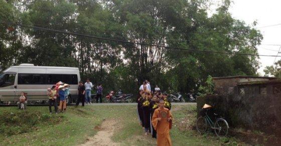 Cẩm Thuỷ: Lễ khởi công xây dựng chùa Diệu Sơn (chùa Mầu) 3